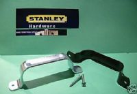 STANLEY Barn/shed door handle.HEAVY DUTY Galvanized. 1pack with screws 77-4040